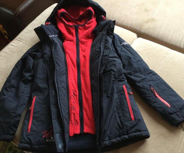 Новая горнолыжная куртка 44-46. Фото 2. Чебоксары.
