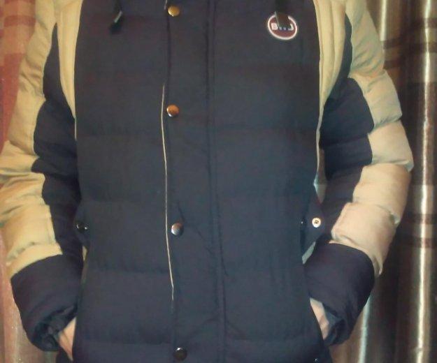 Куртка мужская зимняя. Фото 1. Новосибирск.
