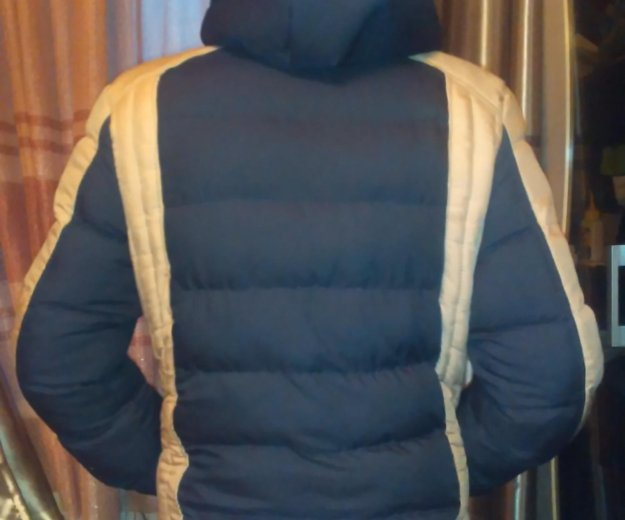 Куртка мужская зимняя. Фото 2. Новосибирск.