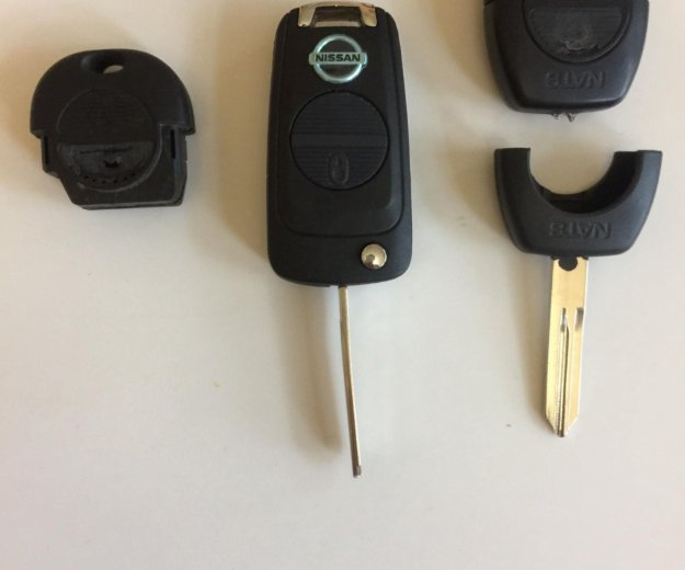 Ключ nissan. Фото 1. Одинцово.