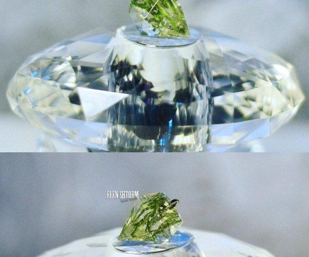 Кулон кристалл с кипарисом. Фото 1. Краснодар.