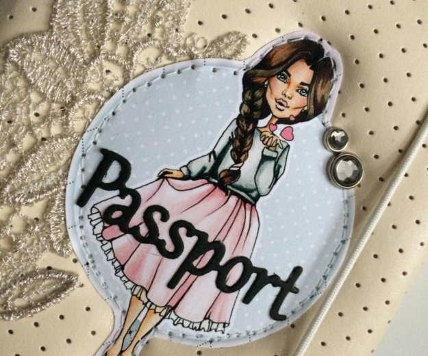 Блокнот и обложка на паспорт. Фото 3. Уфа.