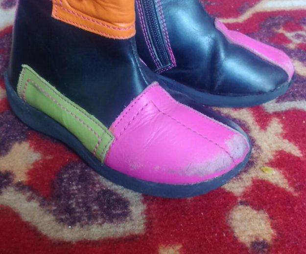 Ботиночки теплые. Фото 2. Краснодар.