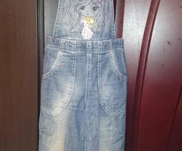 Утепленные джинсы. Фото 1. Москва.