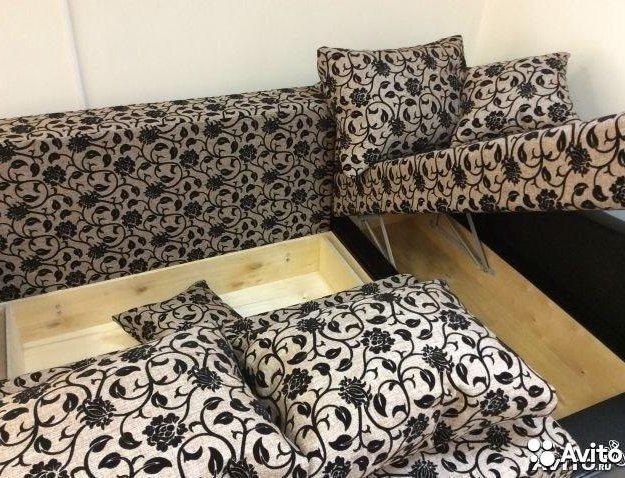 Угловой диван. Фото 1. Саратов.