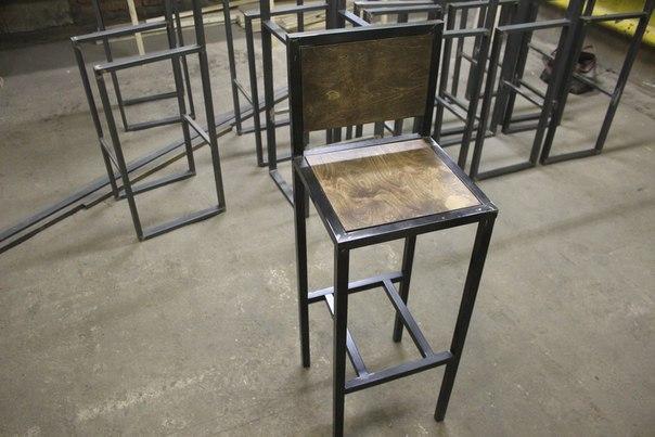 Барные стулья. Фото 1. Санкт-Петербург.