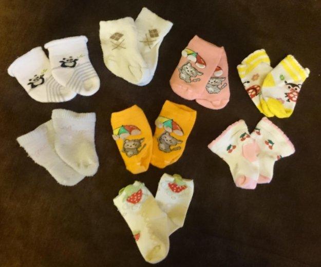 Детские носочки. Фото 1. Москва.