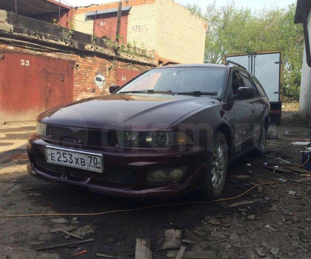 Mitsubishi legnum 1997. Фото 1. Томск.