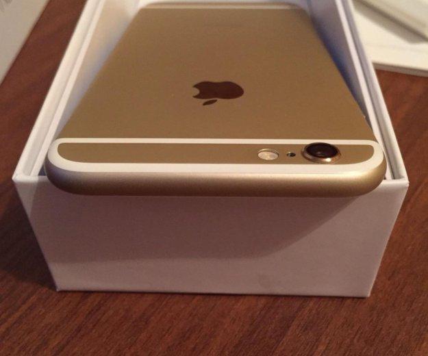 Iphone 6 16gb gold. Фото 4.