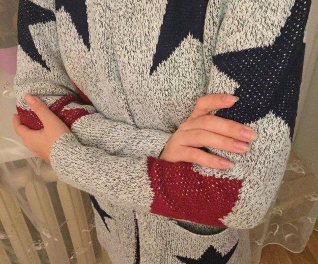 Тёплый вязаный свитер. Фото 2. Нижний Новгород.