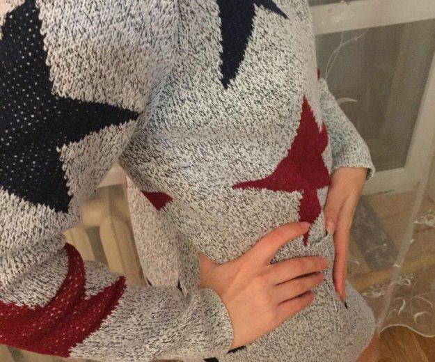 Тёплый вязаный свитер. Фото 1. Нижний Новгород.