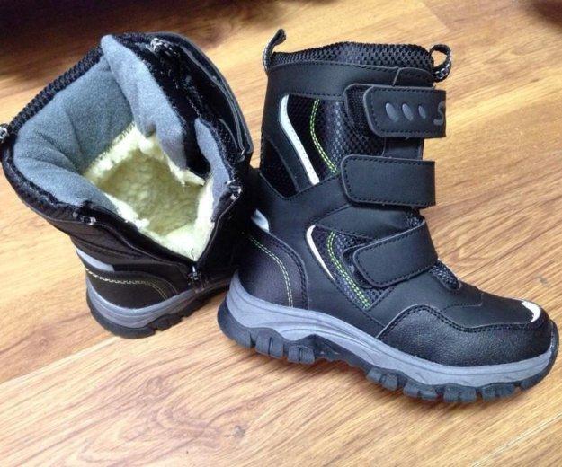 Ботинки новые. Фото 1. Красноярск.