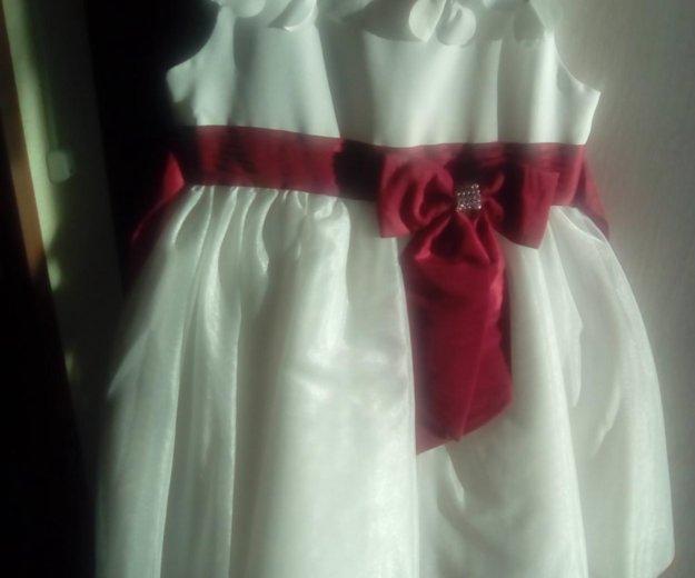 Праздничное платье 98 р. Фото 1. Люберцы.