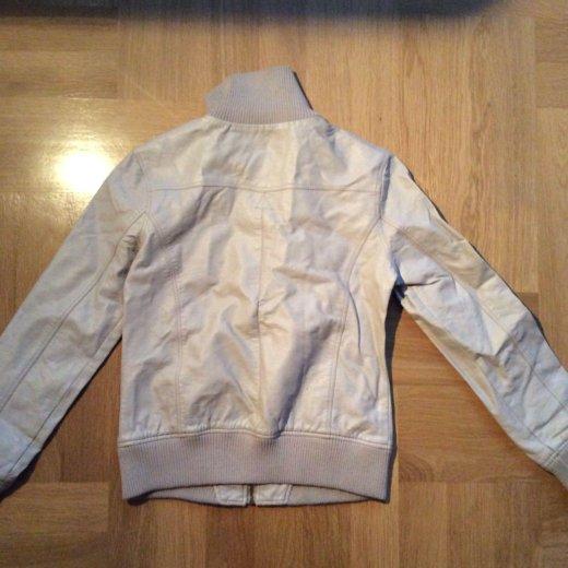 Куртка кожзам xs. Фото 2. Москва.