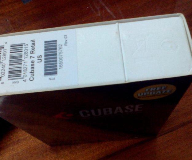 Продаю cubase 7,5. Фото 3. Прохладный.
