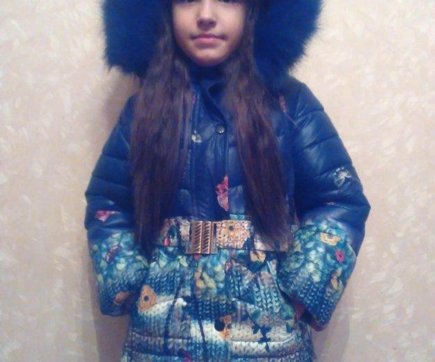 Куртка для девочки. Фото 1. Новосибирск.