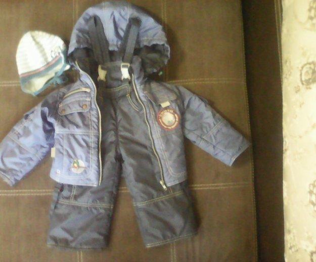 Куртка и комбинезон, шапочка. Фото 1. Смоленск.