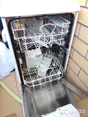 Посудомоечная машина. Фото 2. Тюмень.