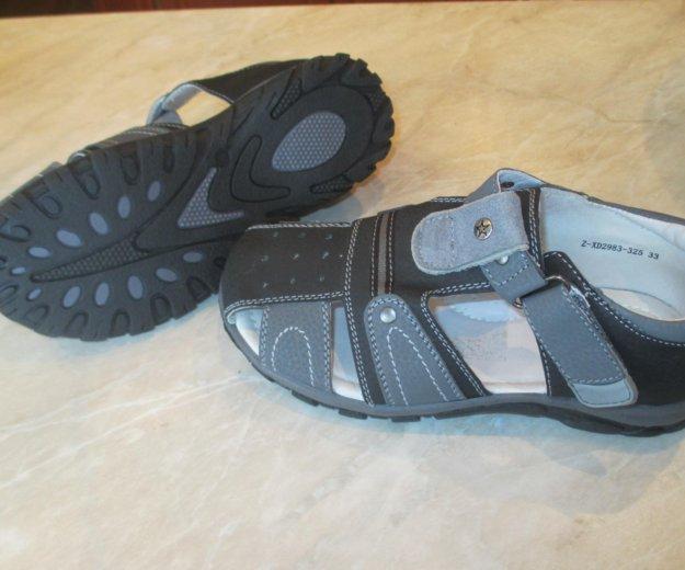 Туфли открытые школьные новые. Фото 2. Балашиха.
