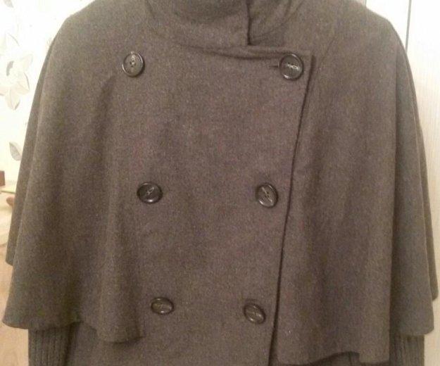 Пальто серое. Фото 2. Тула.