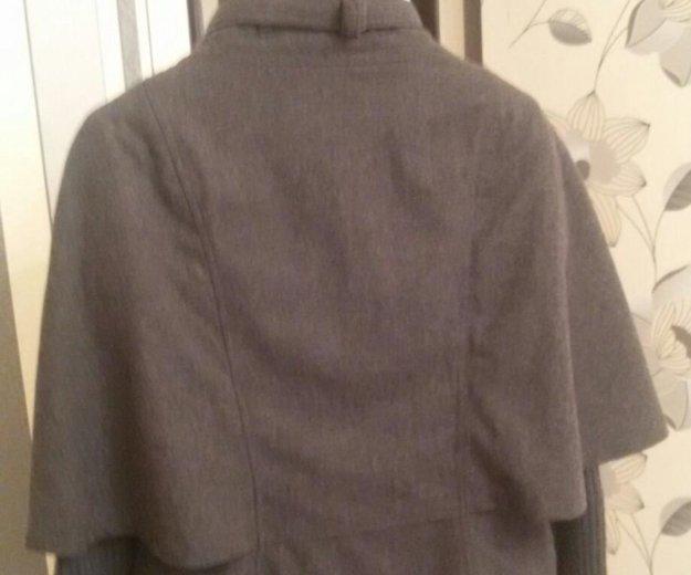 Пальто серое. Фото 3. Тула.