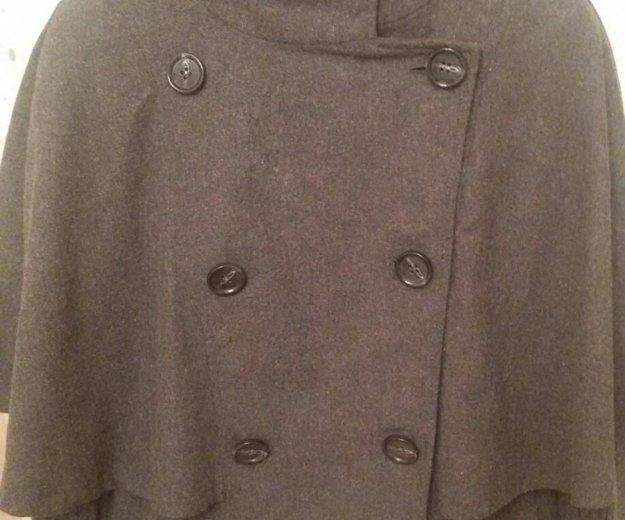 Пальто серое. Фото 1. Тула.