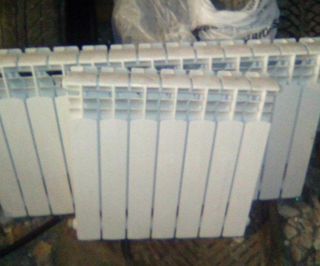 Радиаторные батареи. Фото 1. Новосибирск.