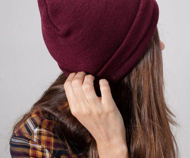 Теплая шапка, новая. Фото 2.