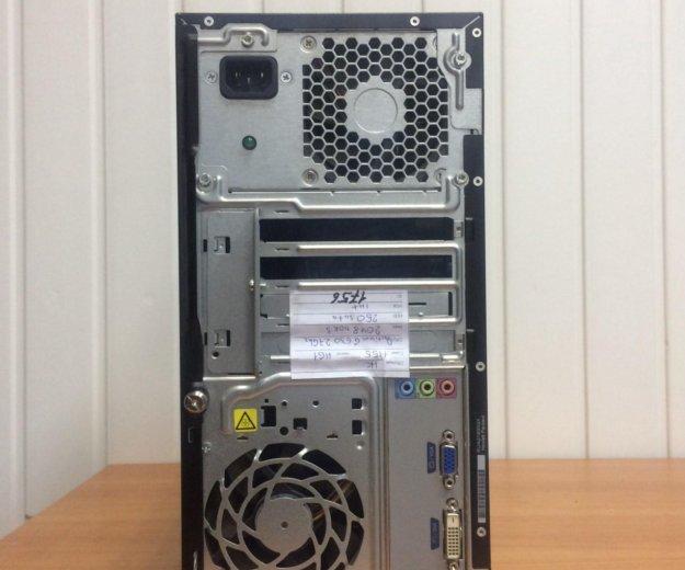 Компьютер 2 ядра, 1155, g630, 2048 ddr3, 250 sata. Фото 3. Казань.