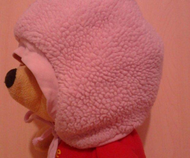 Зимняя шапка кроха 48. Фото 2. Омск.