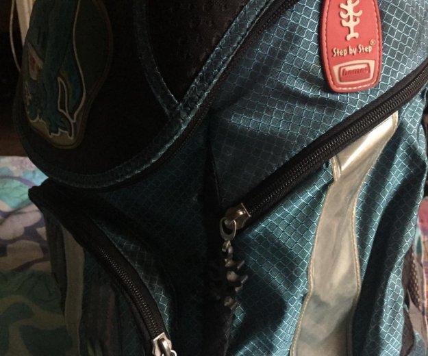 Рюкзак ортопедическая спинка. Фото 2. Москва.