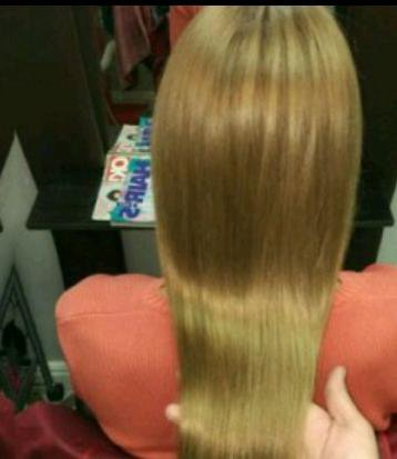 Полировка волос. Фото 2. Краснодар.