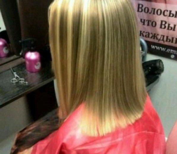 Полировка волос. Фото 4. Краснодар.