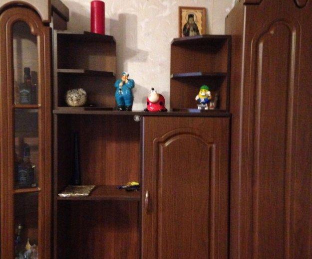 Стенка в гостиную. Фото 1. Новомосковск.