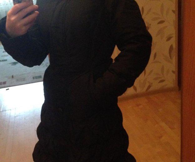 Продам пуховик женский размер 42. Фото 1. Москва.