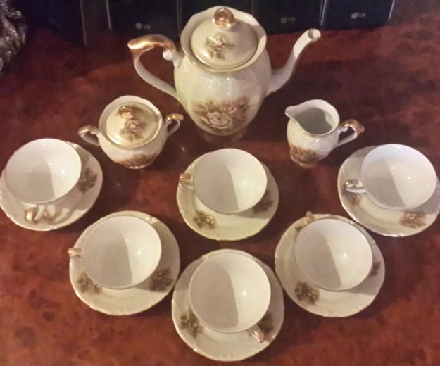 Кофейный сервиз 15 предметов польша. Фото 4. Москва.