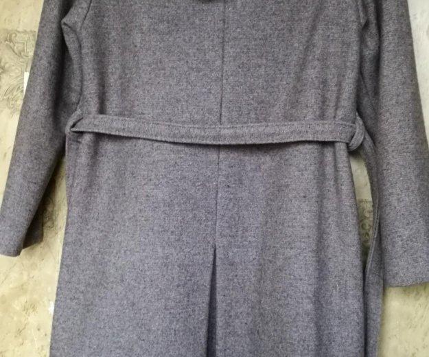 Новое шерстяное пальто. Фото 3. Москва.
