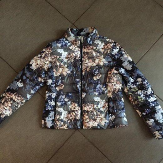 Куртка s-м , 42-44 размер. Фото 1. Видное.