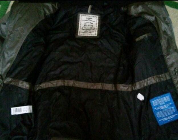 Куртка зимняя манго новая. Фото 3. Екатеринбург.
