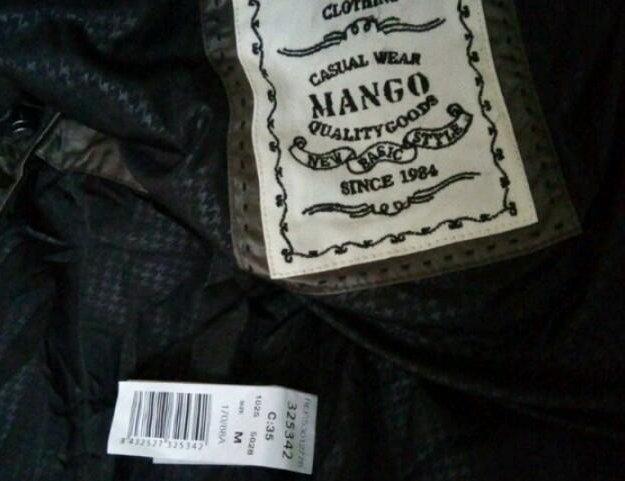 Куртка зимняя манго новая. Фото 4. Екатеринбург.