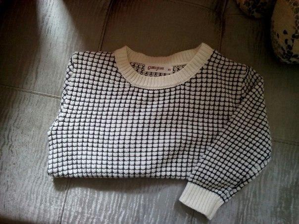 Новый свитер. Фото 1. Долгопрудный.