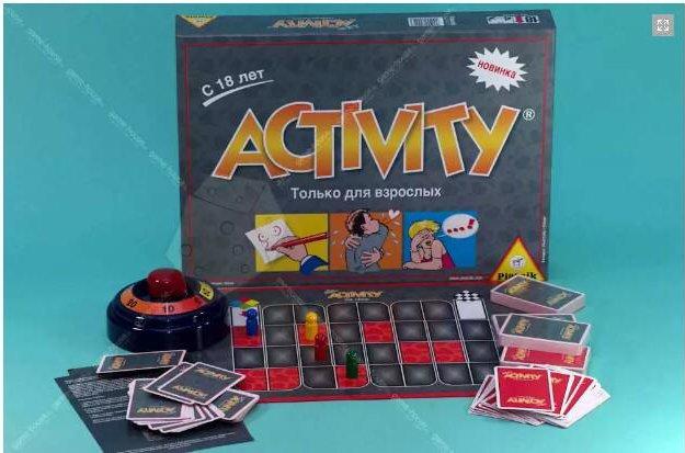 Игра для взрослых aktivity. Фото 1. Балашиха.