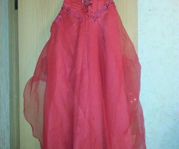 Платье в пол. Фото 1. Гвардейск.