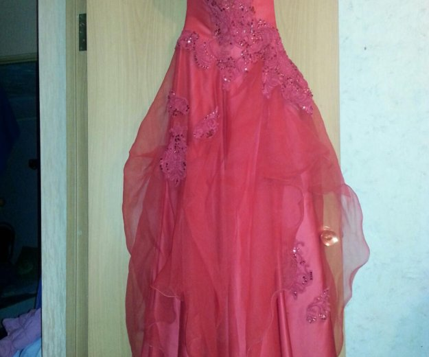 Платье в пол. Фото 2. Гвардейск.
