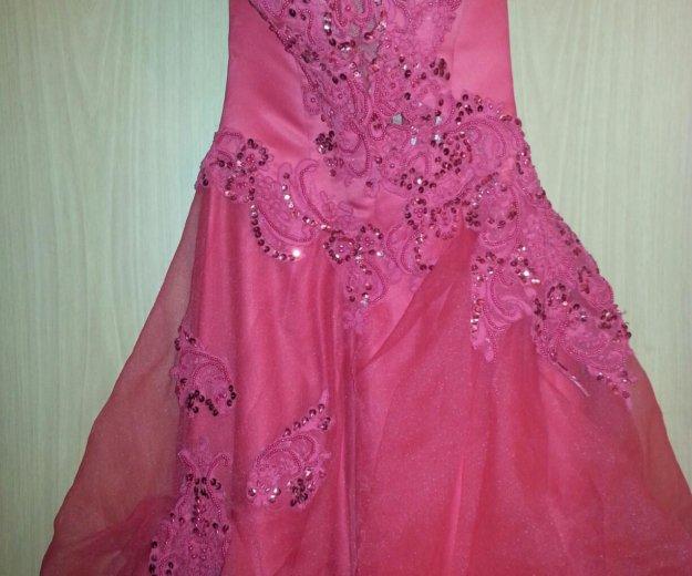 Платье в пол. Фото 3. Гвардейск.
