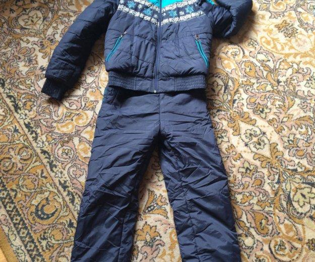Лыжный костюм и зимняя куртка. Фото 1. Улан-Удэ.
