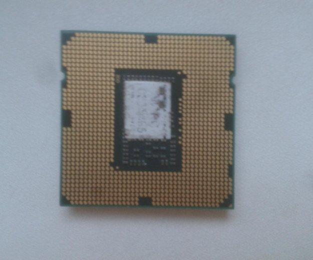 Процессор. Фото 1.