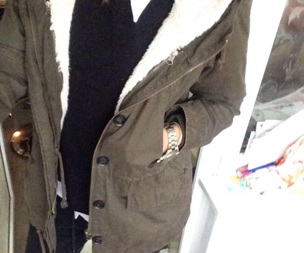 Куртка парка. Фото 3. Самара.
