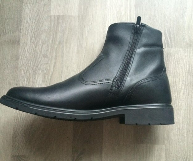 Мужские зимние ботинки. Фото 1.