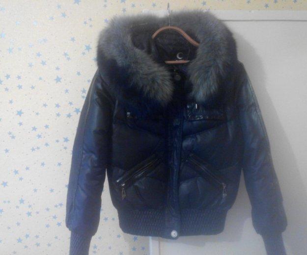 Куртка зимняя короткая, р-р 46. Фото 1. Челябинск.